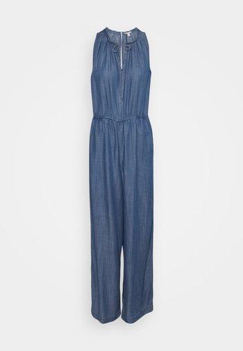Jumpsuit - blue medium wash