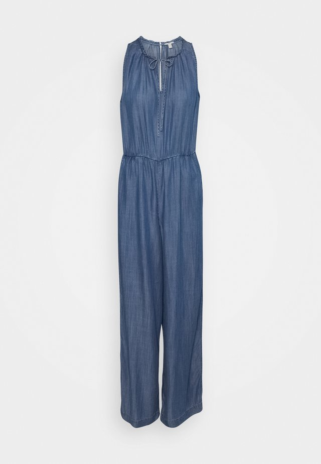 Jumpsuit - blue medium wash