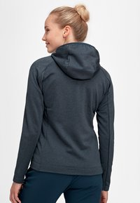 Mammut - NAIR  - Fleece jacket - marine melange - 1