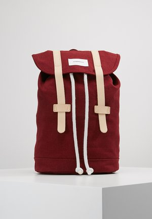 STIG SMALL - Sac à dos - burgundy