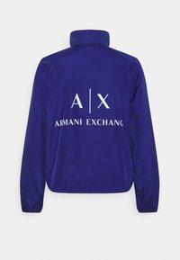 Armani Exchange - BLOUSON - Windbreaker - new ultramarine - 1