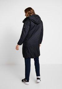 Cross Sportswear - HIGHLOFT COAT - Płaszcz zimowy - navy - 2
