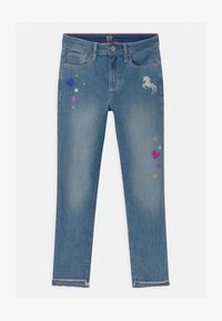 GAP - GIRLS  - Jeans Skinny Fit - blue denim - 0