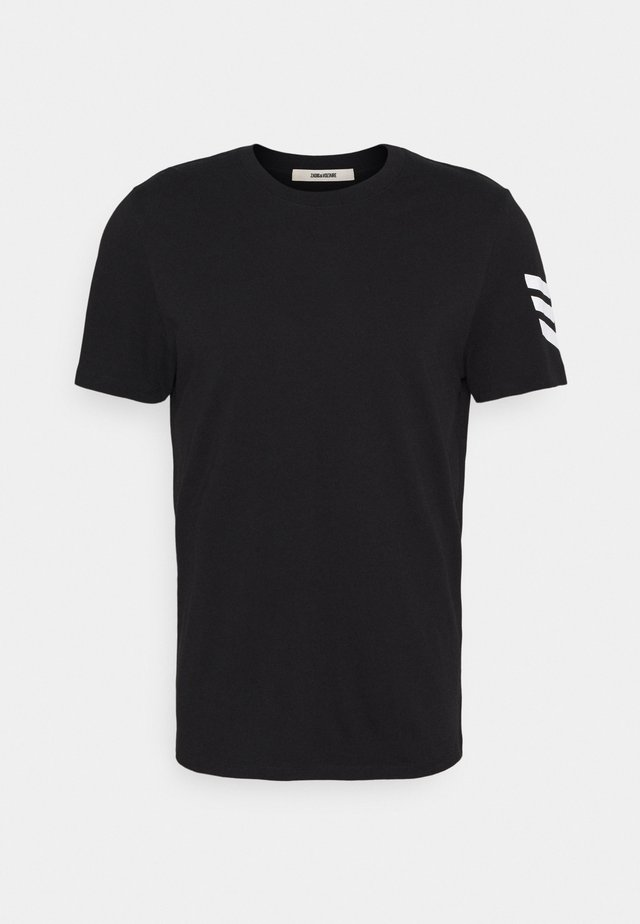 TOMMY ARROW - T-shirts med print - noir