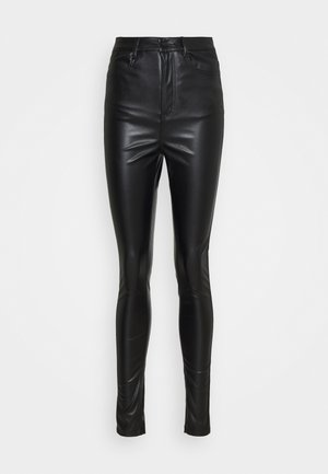 TROUSER - Stoffhose - black