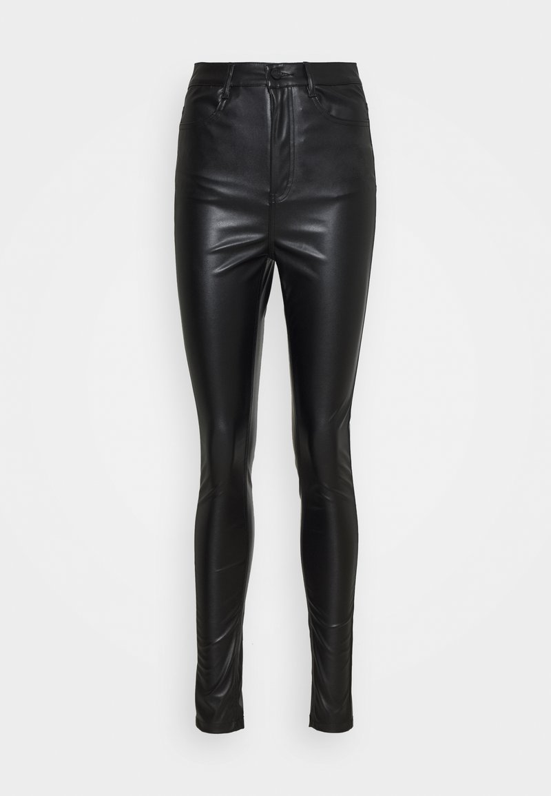 Missguided Tall - TROUSER - Pantalones - black