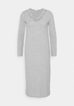 NIGHT DRESS - Nattrøjer / negligé - grey