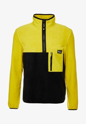 HYNES - Fleece jumper - citrus