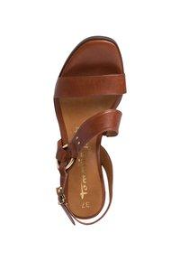Tamaris - Sandals - brandy - 3