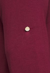 Evans - Long sleeved top - wine - 4