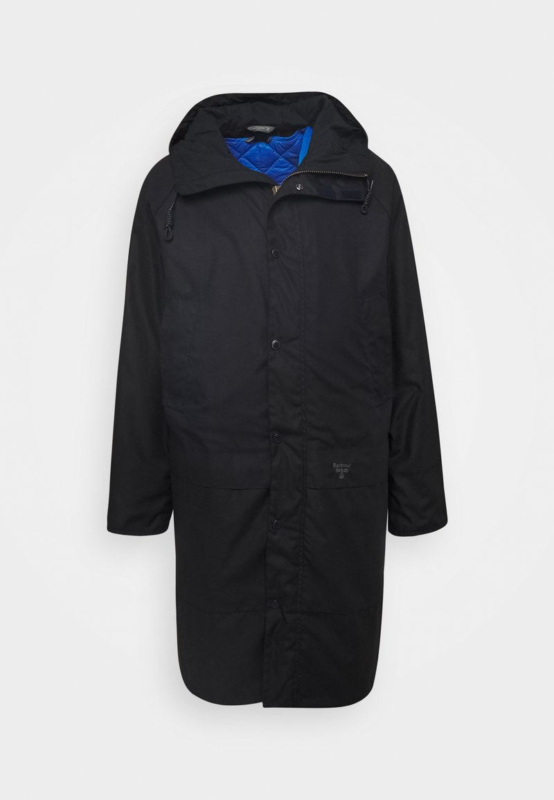 Barbour Beacon - 2-in-1 Parka with Vest - Parka - Parka - navy