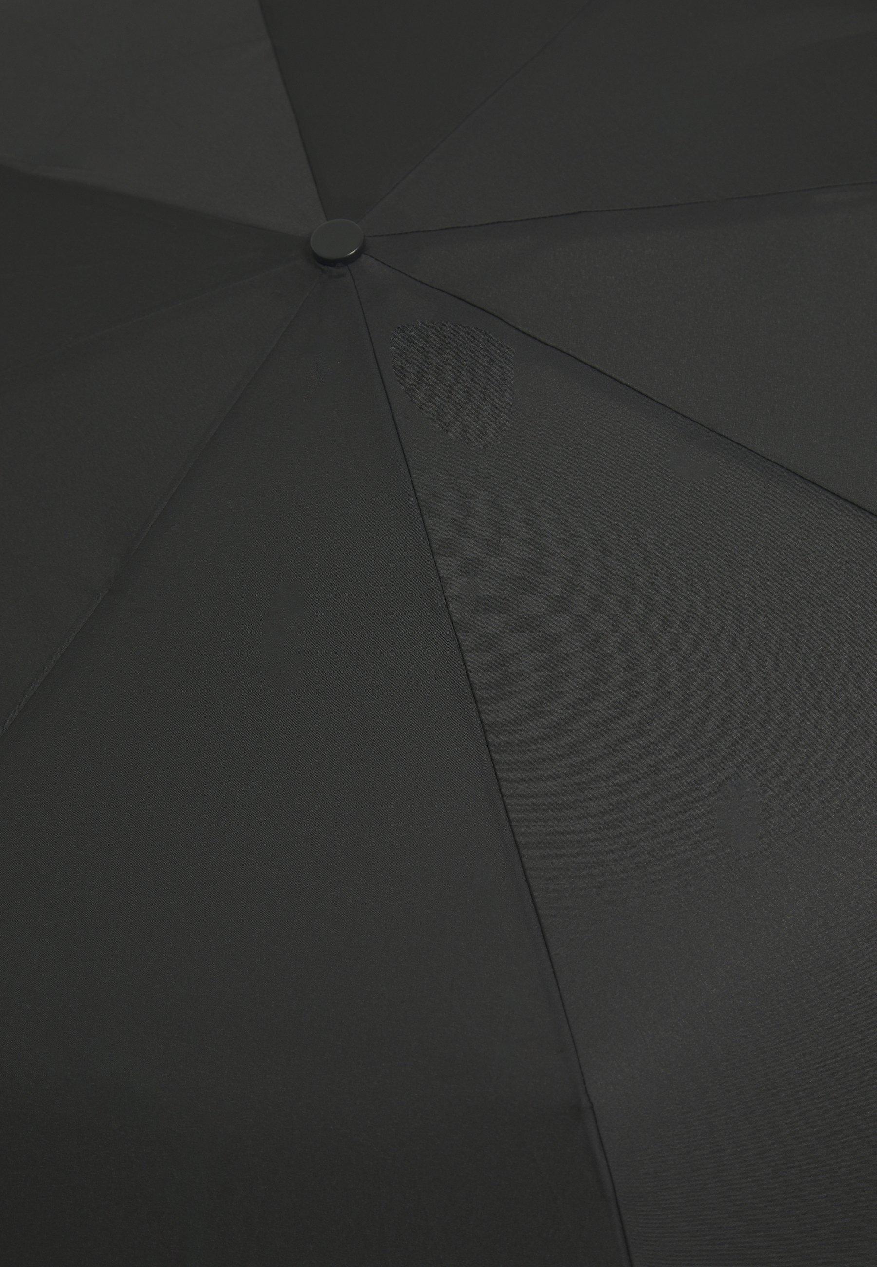 Il più economico Accessori Paul Smith MULTISTRIPE TRIM TELESCOPIC UMBRELLA Ombrello black