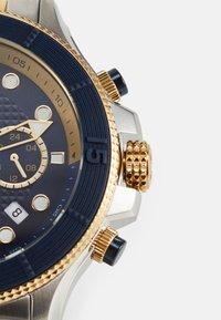 Versus Versace - VOLTA - Zegarek chronograficzny - two-tone blue - 2