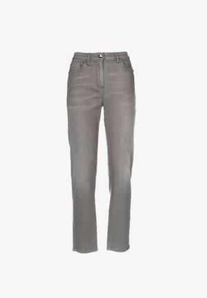 OXFORD - Slim fit jeans - grigio melange
