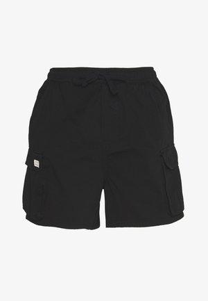 RAFF SHORT - Shorts - black