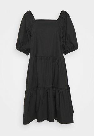 ATHENA DRESS - Day dress - black