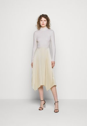 Day dress - clubhouse cream