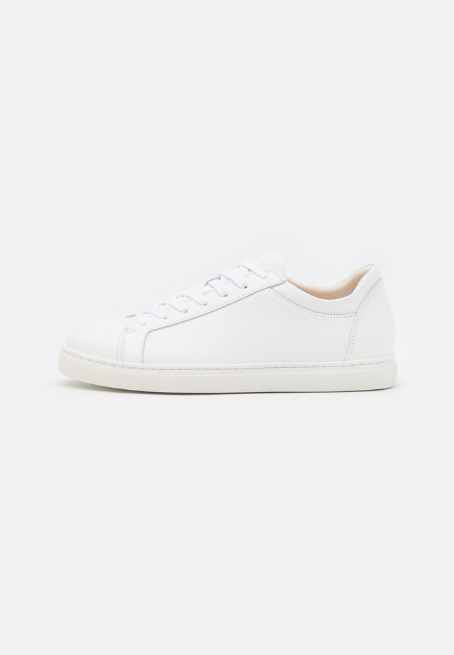 SLHEVAN TRAINER - Sneakers laag - white