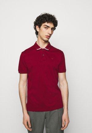 Polo shirt - dark red