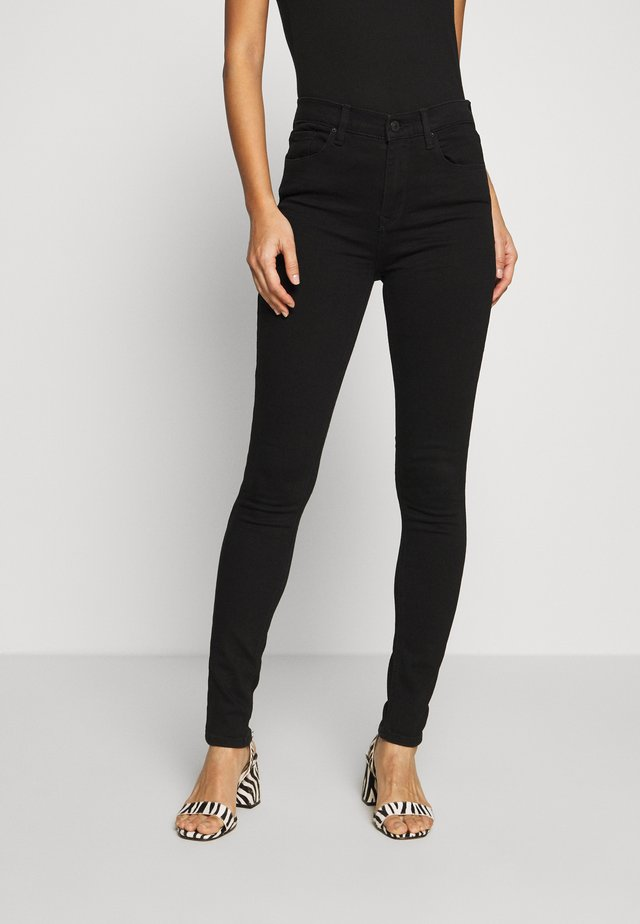 AMY - Jeansy Skinny Fit - black