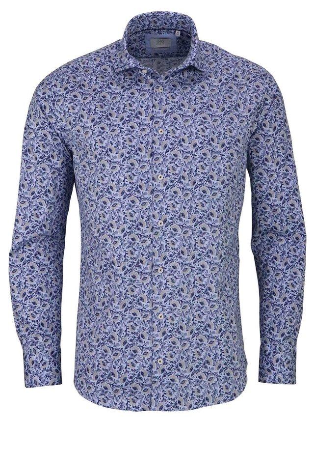 FITTED WAIST - Shirt - dunkelblau