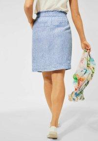 Cecil - Rock - A-line skirt - blau - 2