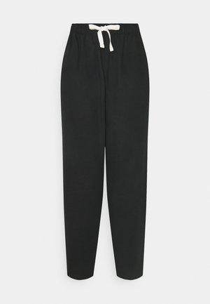EVERYDAY PANT - Spodnie materiałowe - washed black