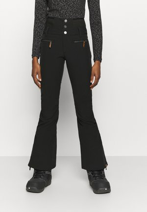RISING HIGH - Pantalón de nieve - true black