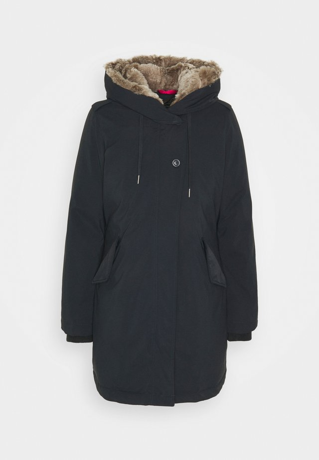 LANIGAN TECH - Down coat - navy