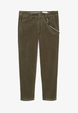 Trousers - utility olive