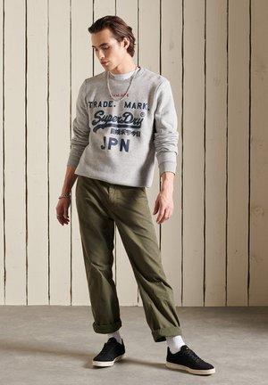 Sweatshirt - athletic grey marl