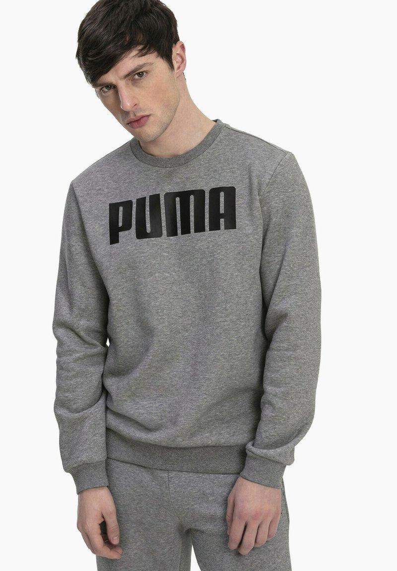 Puma - Sweatshirt - medium gray heather