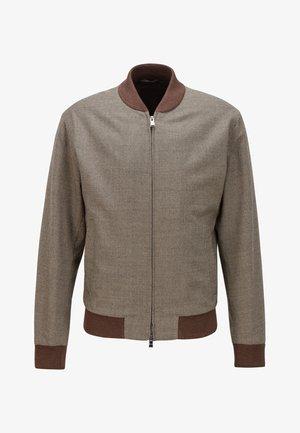 NOLWIN - Bomber Jacket - khaki
