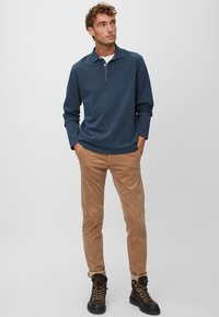 Marc O'Polo - Polo shirt - dark blue