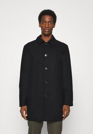 SLHJAMES COAT - Classic coat - dark navy/melange
