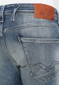 Replay - ANBASS - Slim fit jeans - light blue - 5