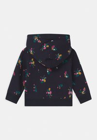 GAP - TODDLER GIRL LOGO - Zip-up hoodie - navy - 1