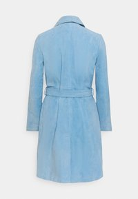 Ibana - JUNA - Short coat - sky blue - 1