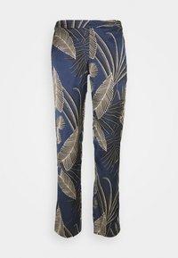 Etam - BODINE PANTALON - Pyjama bottoms - marine - 3