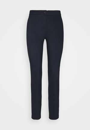 TROUSERS - Leggings - Trousers - navy