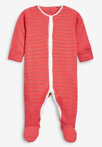 Next - STRIPE AND STAR SLEEPSUITS FIVE PACK (0MTHS-2YRS) - Pyžamo - green - 3