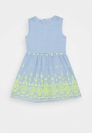 NKFJILLY SPENCER - Day dress - colony blue