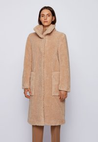BOSS - Classic coat - light beige - 0