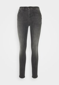 Emporio Armani - Jeans Skinny Fit - grigio medio - 0