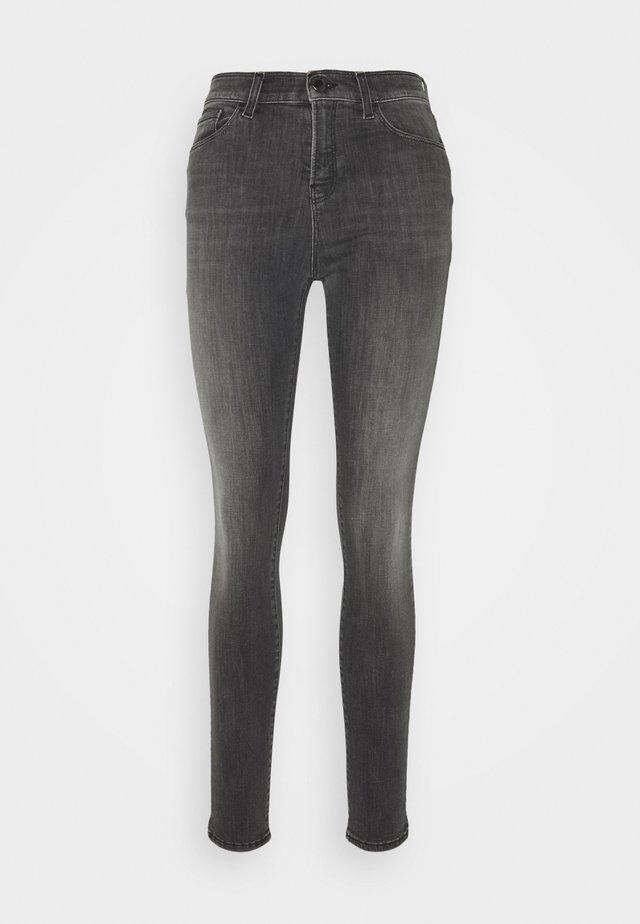 Jeansy Skinny Fit - grigio medio