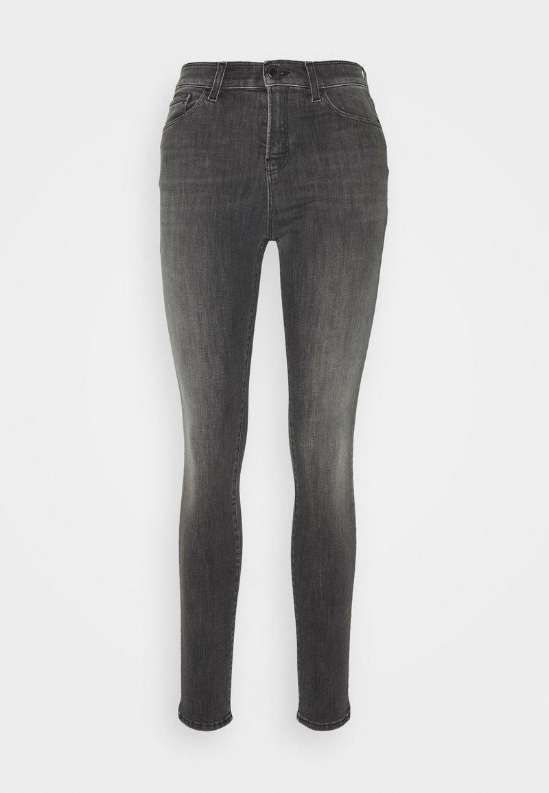 Emporio Armani - Jeans Skinny Fit - grigio medio