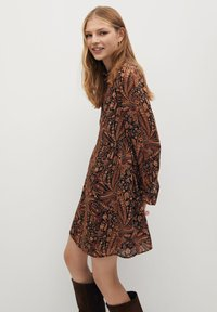 Mango - OSLO - Day dress - marron - 5
