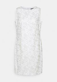 Lauren Ralph Lauren - MELLIE SLEEVELESS EVENING DRESS - Cocktail dress / Party dress - white/silver - 5
