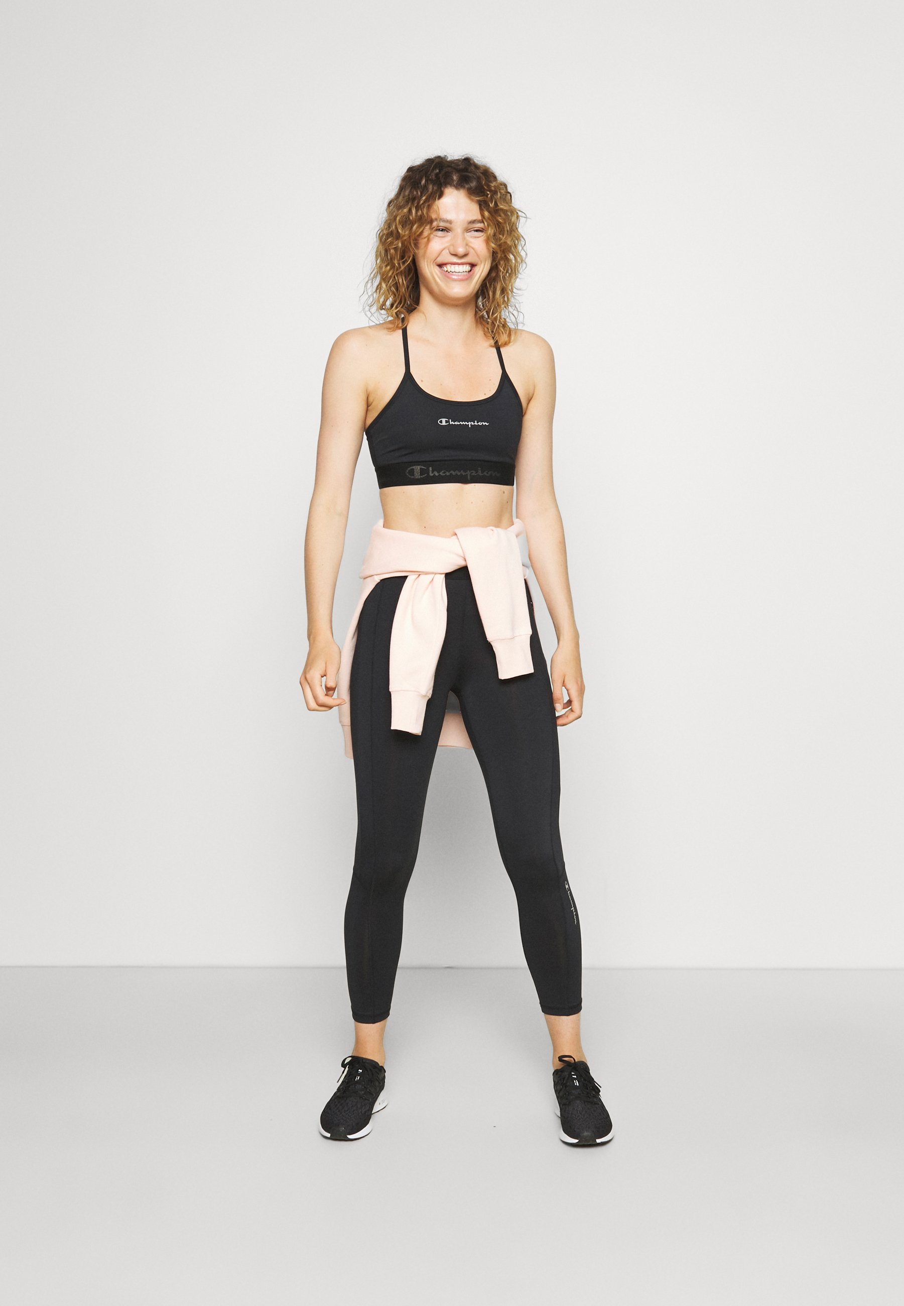 Women STRAPPY BRA - Light support sports bra