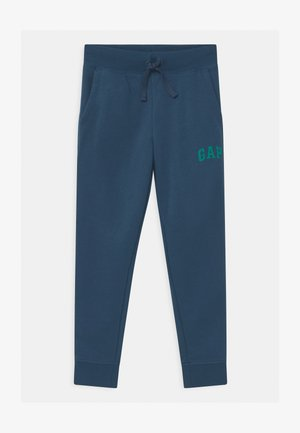 BOY LOGO FRANCHISE EXTENSION - Tracksuit bottoms - night